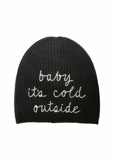 Kate Spade Baby It's Cold Outside Beanie