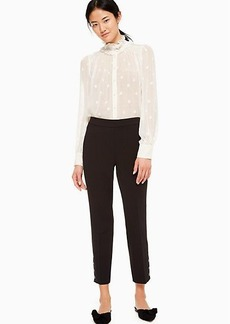 Kate Spade bakery dot devore top