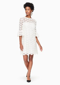 Kate Spade bloom flower lace dress