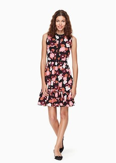 Kate Spade blooming mini dress