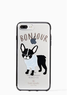 Kate Spade bonjour antoine iphone 7/8 plus case