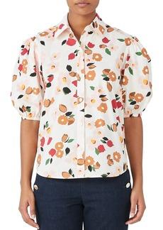 Kate Spade Botanical Garden Button-Up Shirt
