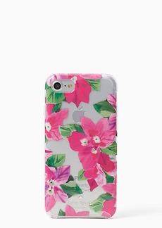 Kate Spade bougainvillea iphone 7 case