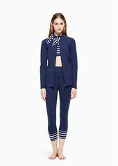 Kate Spade bow neck jacket
