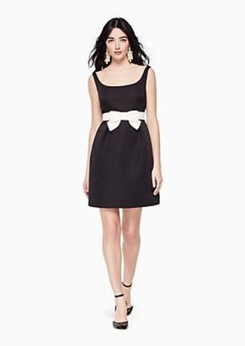 Kate Spade bow sheath dress
