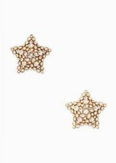 Kate Spade bright star statement studs