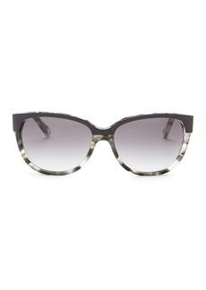 Kate Spade brigit 55mm cat eye sunglasses