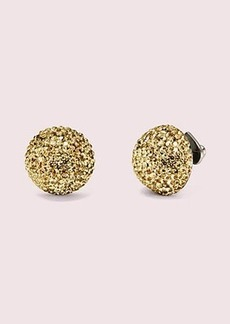 Kate Spade brilliant statement studs