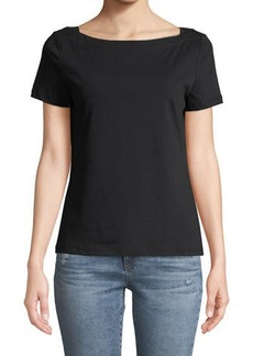 Kate Spade broome street short-sleeve essential tee