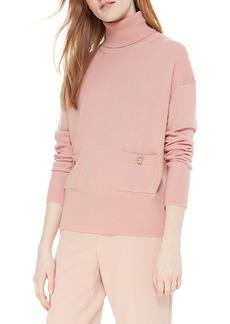 Kate Spade Broome Street Wool-Blend Turtleneck Sweater