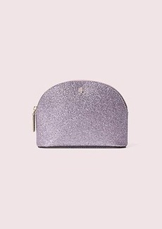 Kate Spade burgess court small dome cosmetic case