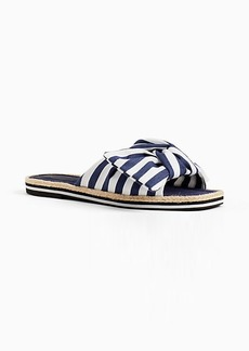 Kate Spade caliana slide sandals