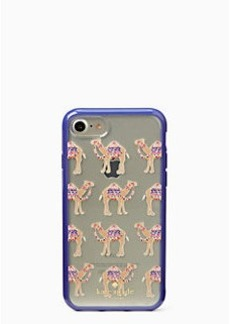 Kate Spade camel march iphone 7 case