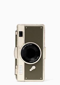Kate Spade camera folio iphone 7/8 plus case