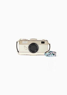 Kate Spade camera with daisy strap iPhone x folio case