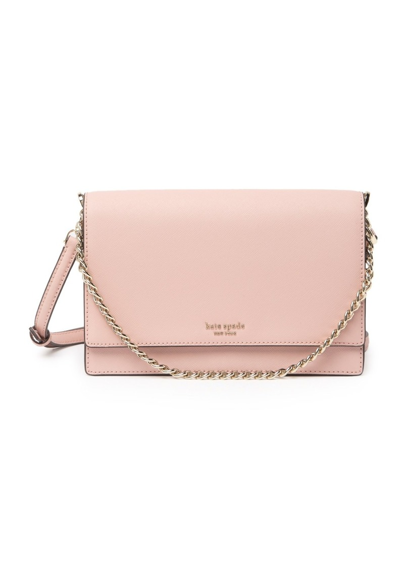 Kate Spade Cameron Leather Convertible Crossbody Bag