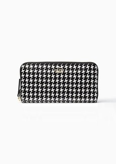 Kate Spade cameron street houndstooth lacey