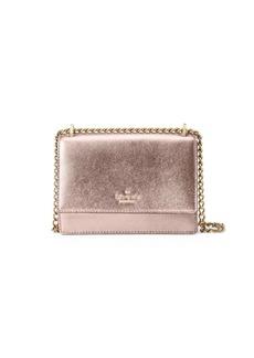 Kate Spade Cameron Street Metallic Leather Shoulder Bag