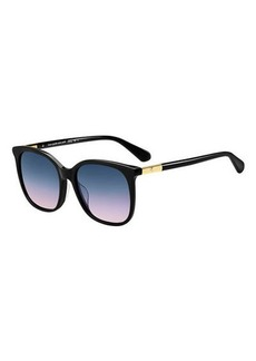 Kate Spade caylins square acetate sunglasses