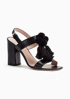 Kate Spade central too heels