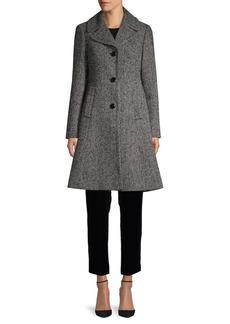 Kate Spade Chevron Princess Coat