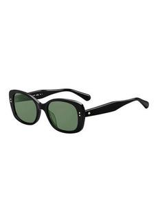 Kate Spade citianigs rectangle acetate sunglasses