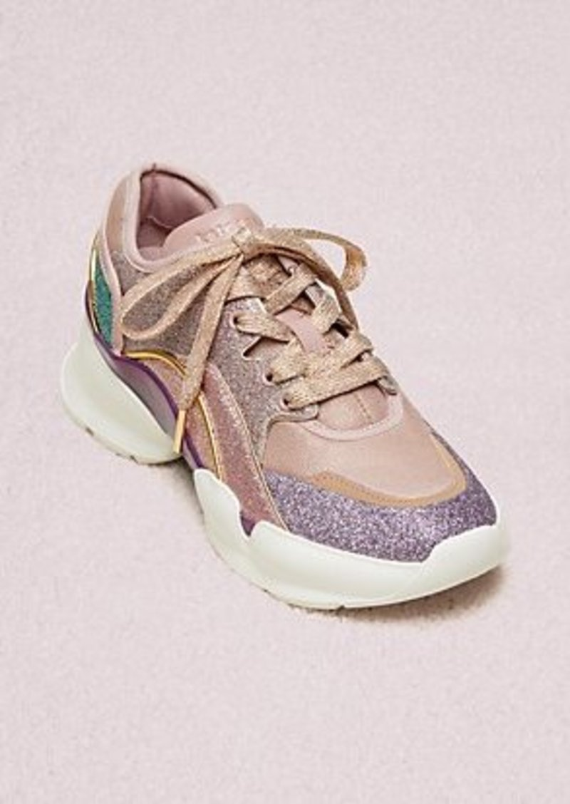 Kate Spade cloud sneakers