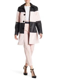Kate Spade colorblock coat