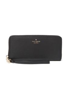 Kate Spade connie small continental leather wallet
