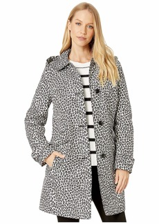Kate Spade Cotton Blend Trench Coat