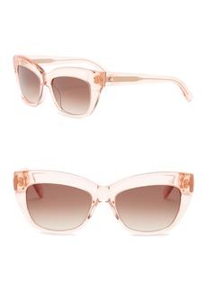 Kate Spade crims 50mm cat eye sunglasses
