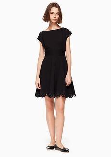 Kate Spade cutwork fiorella dress