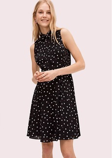 Kate Spade daisy dot shirt dress