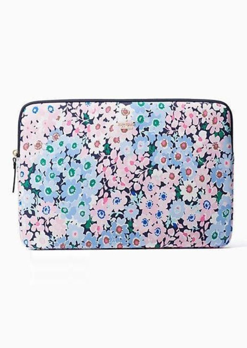 daisy garden universal laptop sleeve