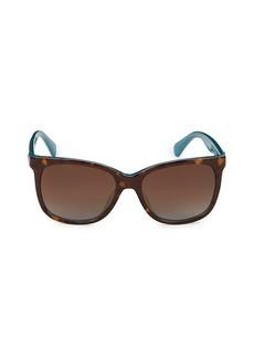 Kate Spade Danalyn 54MM Square Sunglasses
