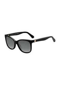 Kate Spade danalyns polarized square sunglasses