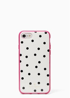 Kate Spade dancing dot iPhone 7 & 8 case
