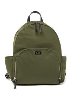 Kate Spade dawn large nylon backpack