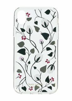 Kate Spade Deco Bloom Clear Phone Case for iPhone XR