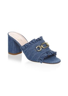 Kate Spade Demmi Denim Sandals