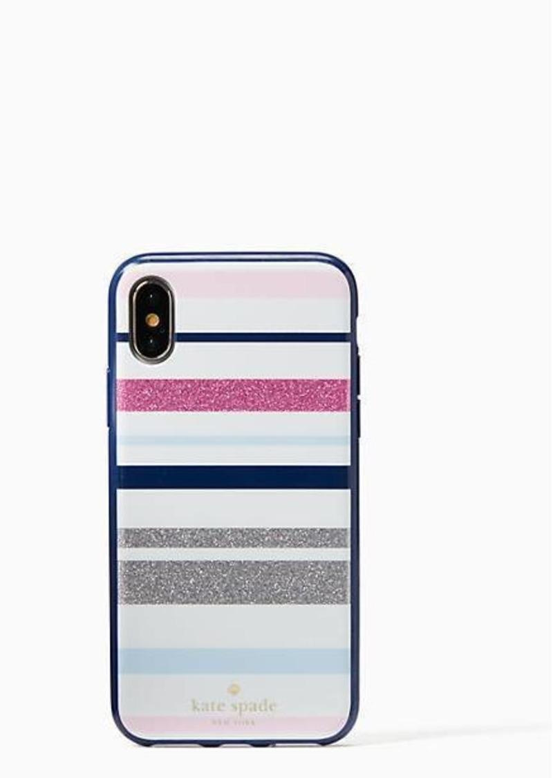 the latest f0008 0d078 desert stripe iphone x & xs case