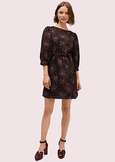 Kate Spade disco dots dress
