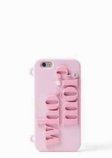 disney miss piggy collection by kate spade new york who moi iphone 6 case