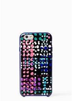 Kate Spade dotty plaid iphone 6 case