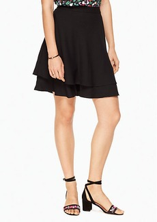 Kate Spade double layer skirt