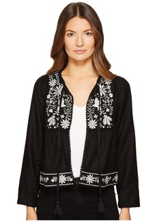 Kate Spade Embroidered Jacket