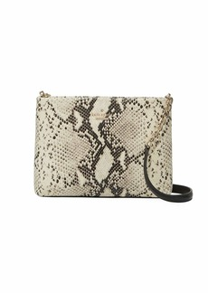Kate Spade emerson caterina snake-print shoulder bag