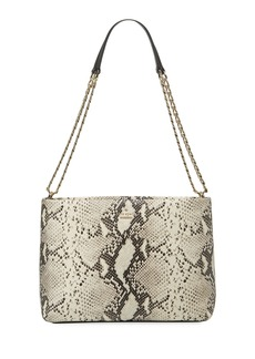 Kate Spade emerson lorie snake-print shoulder bag