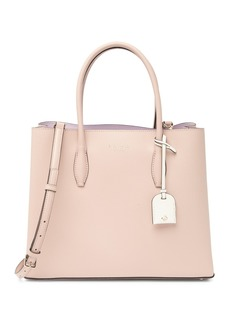 Kate Spade eva medium leather satchel