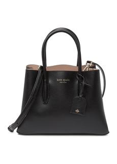 Kate Spade eva medium leather satchel